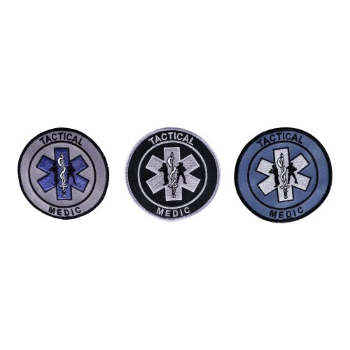 Abzeichen Tactical Medic