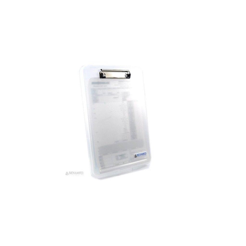 Klemmbrett Mit Integrierter Aufbewahrungsbox A4 10 00