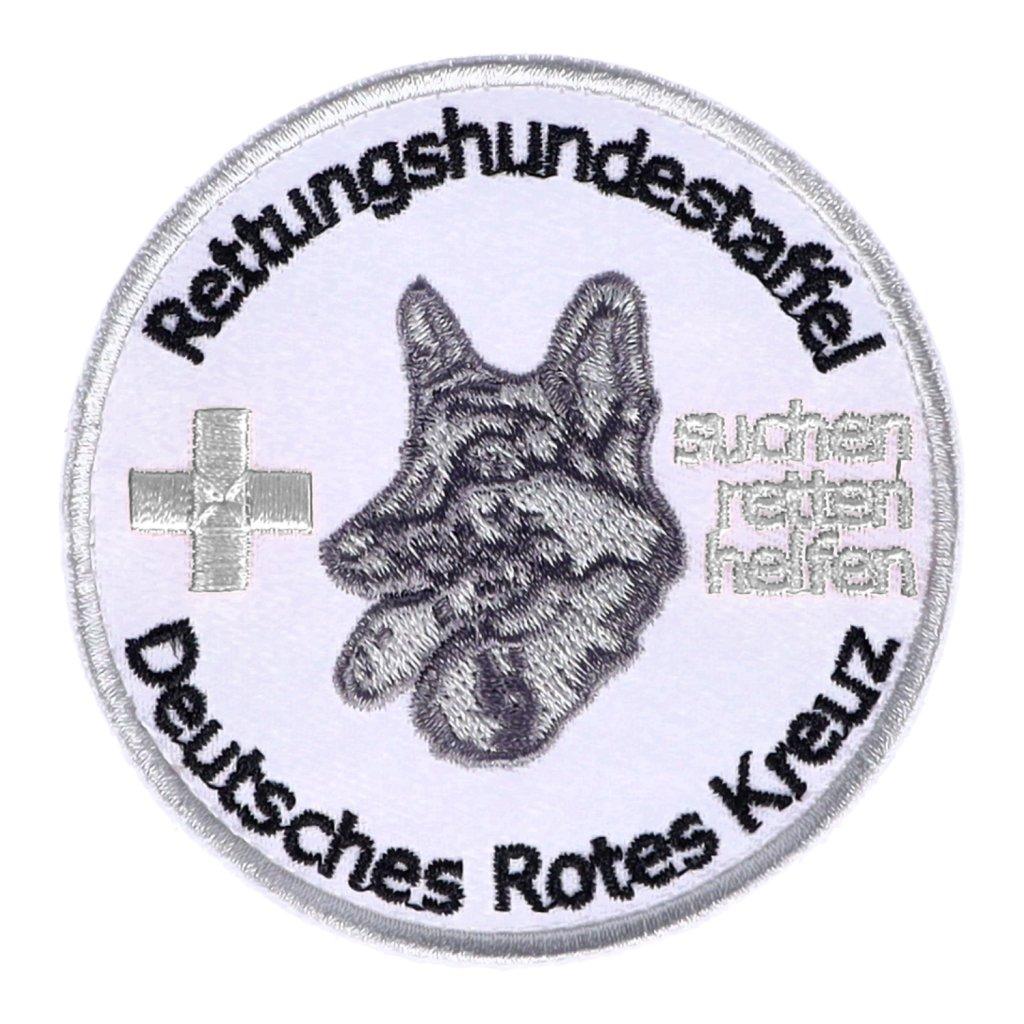 Autoplakette Rettungshundestaffel