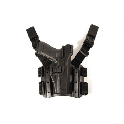 Blackhawk Tactical SERPA Level 3 Holster schwarz
