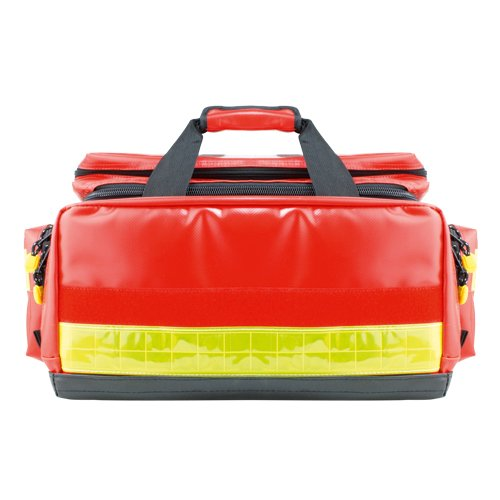 Notfalltasche YELLOW LARGE RED Plane