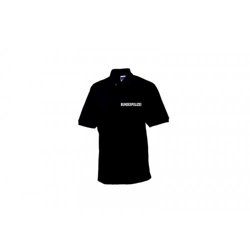 Polo-Shirt BUNDESPOLIZEI blau