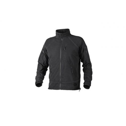 Helikon-Tex Alpha Tactical Grid Fleece Jacket black